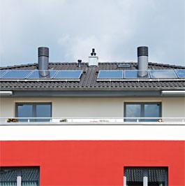 mit solararchitektur energie erzeugen architekturb ro. Black Bedroom Furniture Sets. Home Design Ideas